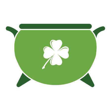 st: st patrick day pot