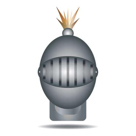 knight helmet: knight helmet