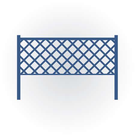 volleyball net: volleyball net Illustration
