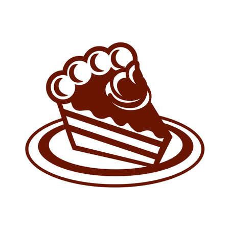 porcion de pastel: un pedazo de pastel