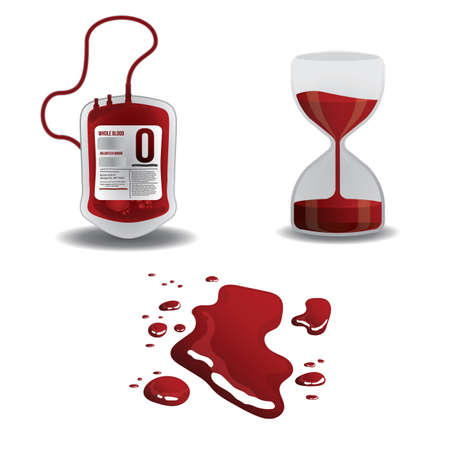 leakage: blood collection