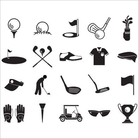 golf glove: golf collection