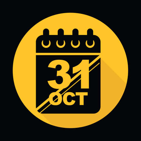 31: halloween on 31 october