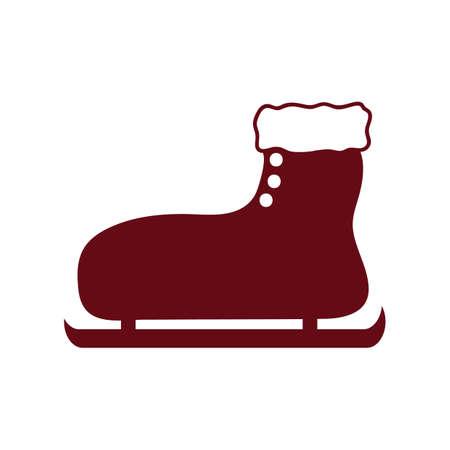 ice skate: ice skate