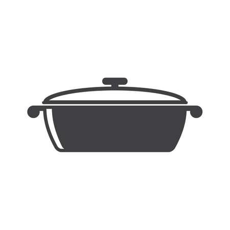 sauce: sauce pan Illustration