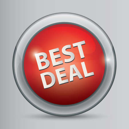 cut outs: best deal sign