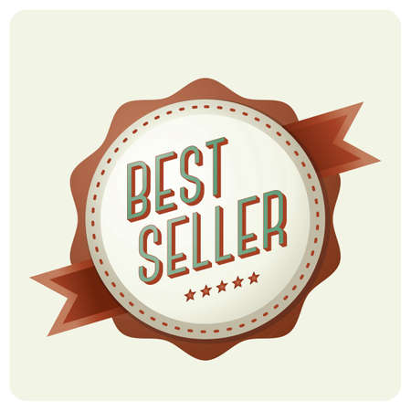 seller: best seller badge Illustration
