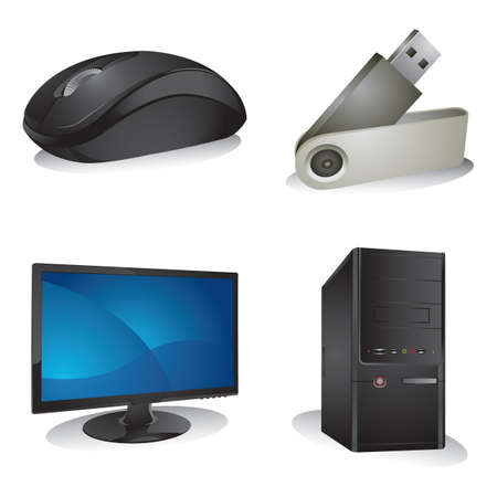 gadgets: electronic gadgets collection