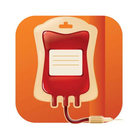 blood bag: blood bag