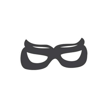 halloween mask: halloween mask Illustration