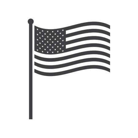 flag: america flag