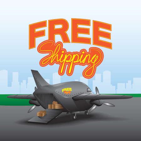 airways: free shipping