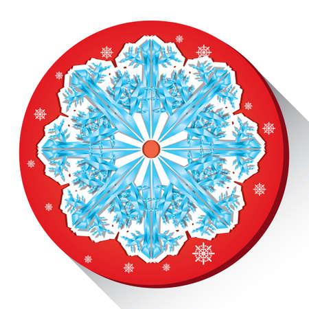 flake: snow flake