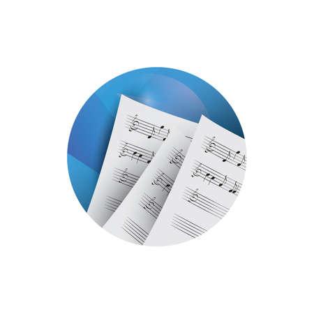 crotchet: musical sheet