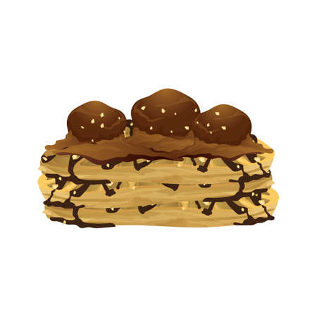 crisp: belgian waffle