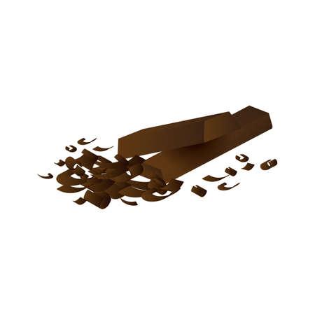 chunk: chocolate bar