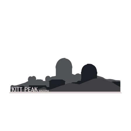 famous place: kitt peak arizona
