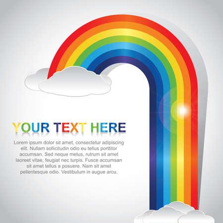 rainbow: rainbow poster
