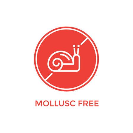 mollusc: mollusc free label