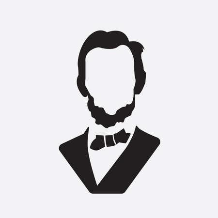아브라함 링컨 일러스트