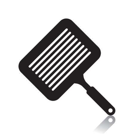 grill: grill pan