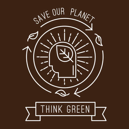 think green: think green label