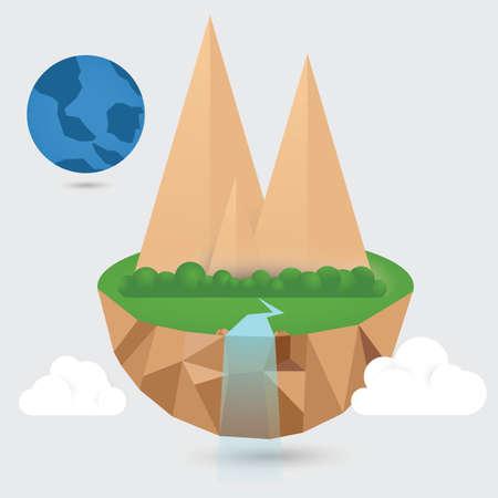 floating: floating islands