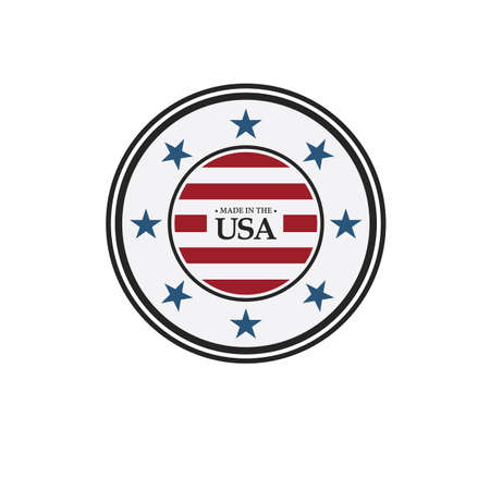 made in the usa: made in usa badge