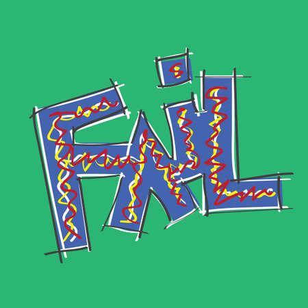 fail: word fail