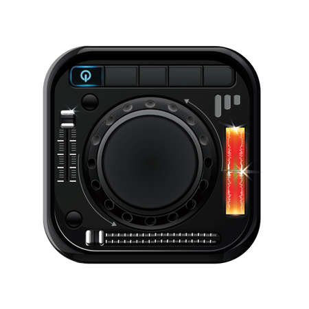 volume control: volume control knob
