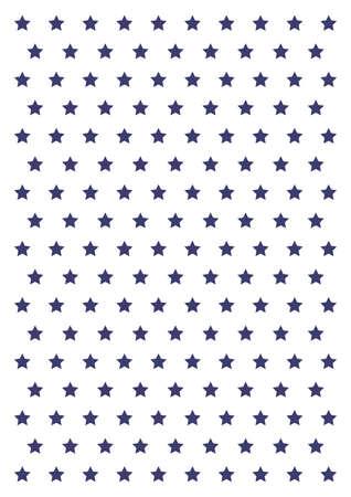 bue: stars background