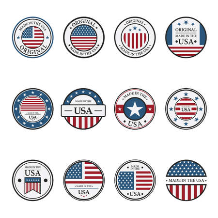 cocain: made in usa badge
