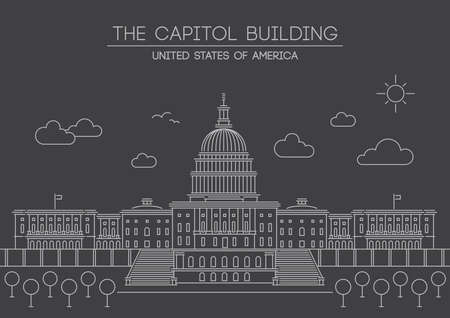 capitol building: the capitol building