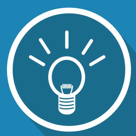 filament: light bulb Illustration