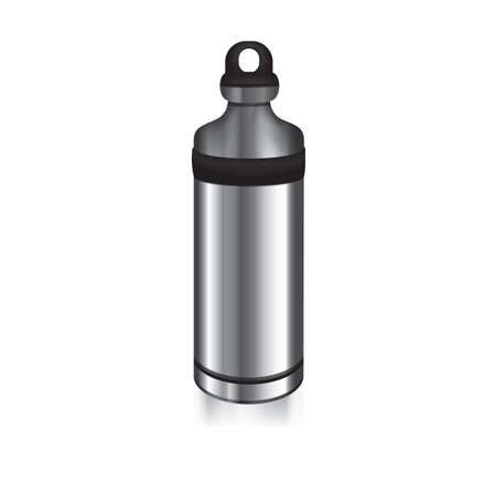 stainless: stainless steel water bottle