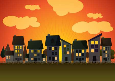 housing: housing residential