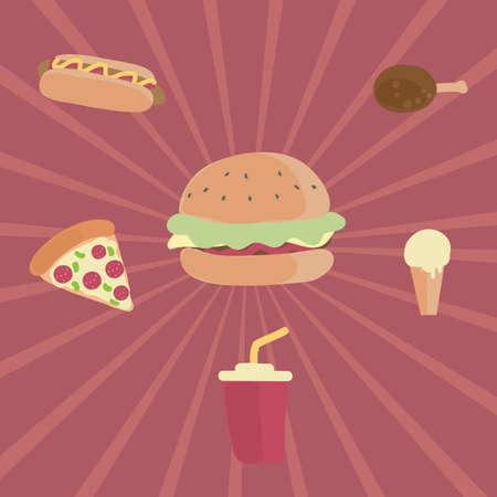 food: fast food