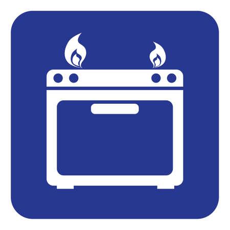 gas stove: gas stove