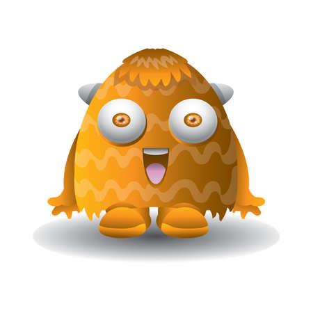 beast creature: monster character