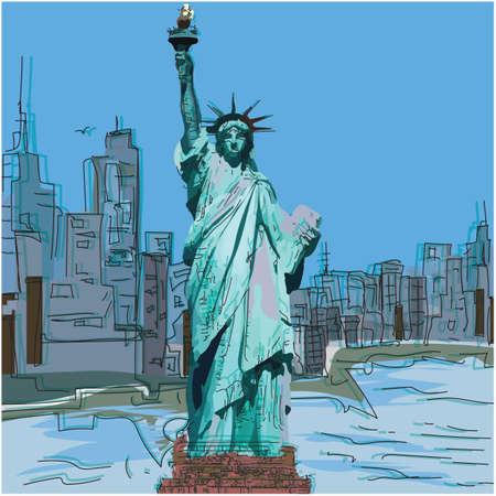 Statue der Freiheit