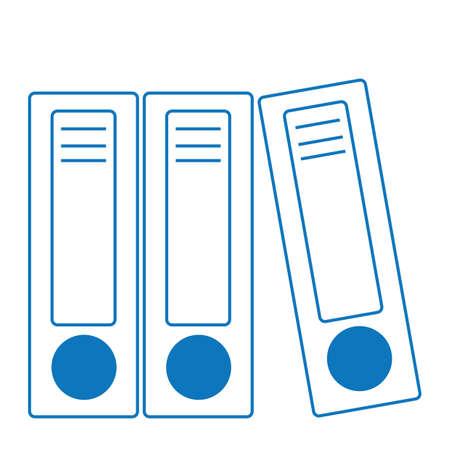 file box: files