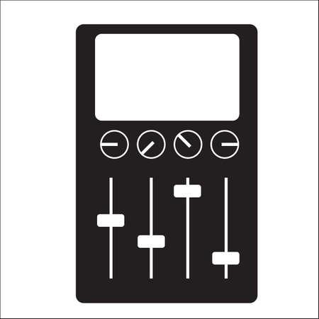 mixers: console mixer