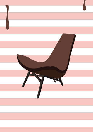 seating: modern rest chair