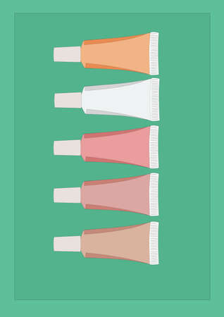 tubes: cosmetic tubes