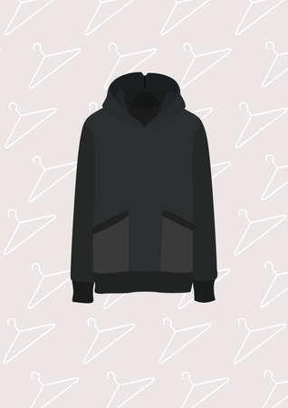 hoodie: black hoodie