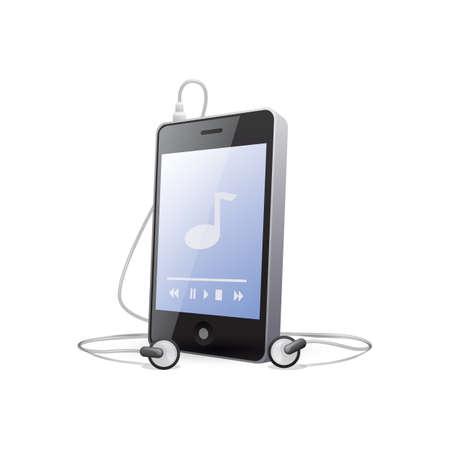 earbud: music player