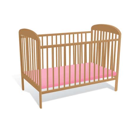 cot: baby cot