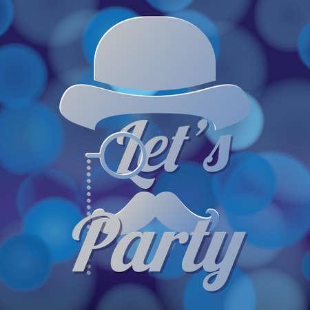 lets party: lets party design