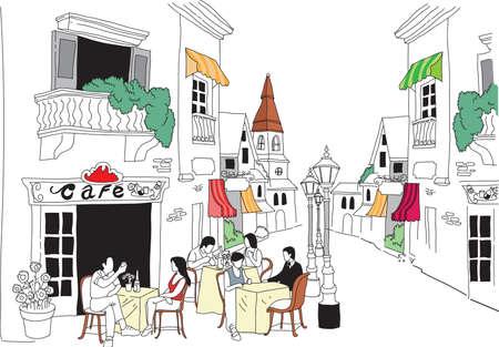 eatery: buildings