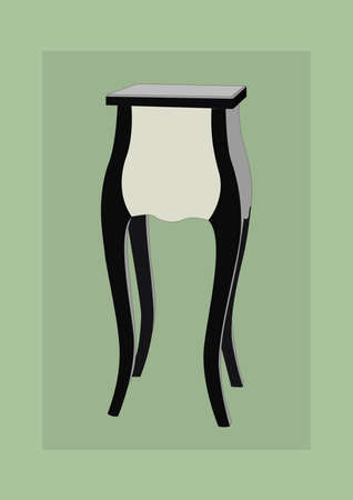 side table: side table